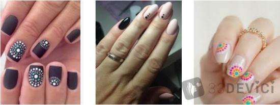 дизайн ногтей новичкам в домашних условиях