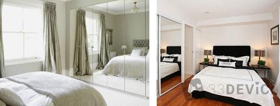 как увеличить пространство в комнате