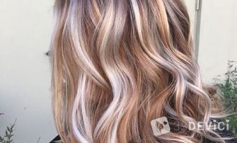 Какой эффект может дать колорирование волос