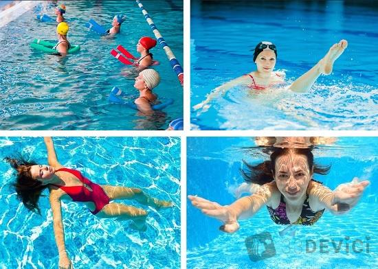 как научиться плавать взрослому человеку