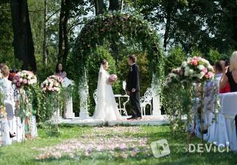 Свадьбы на природе: выбор места