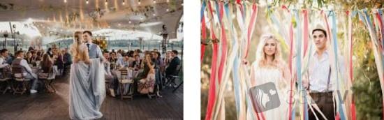 Выбор места церемонии и празднования