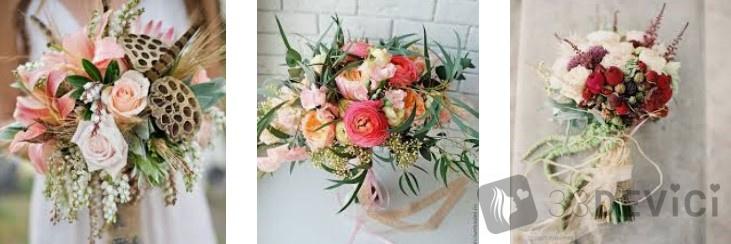 Цветовое оформление свадебного торжества