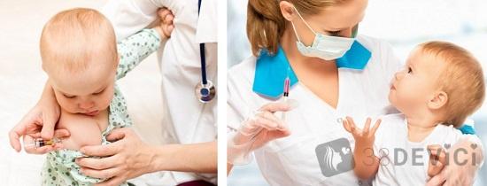 как правильно делаются прививки