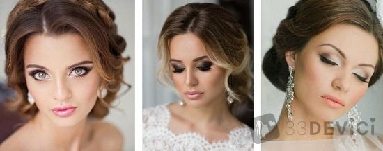 свадебный макияж 2019 модные тенденции