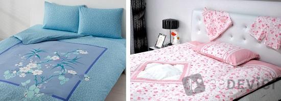 как пошить постельное белье самостоятельно