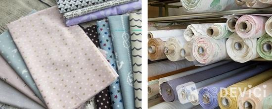 как выбрать ткань для постельного комплекта
