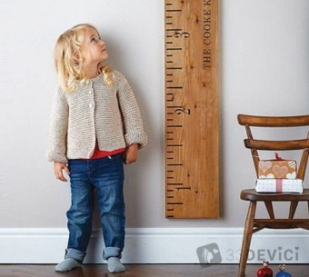 Нормы роста и веса ребенка от 1 года до 10 лет