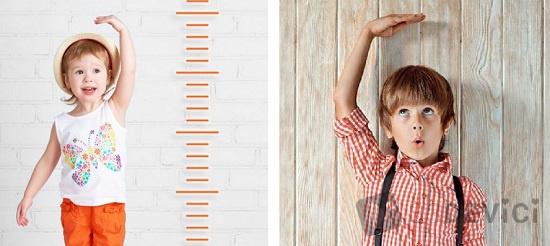 норма веса и роста детей таблица