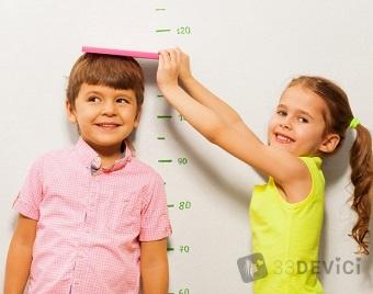 нормы веса и роста детей по возрасту