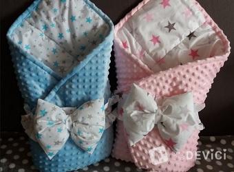 Варианты как сшить конверт на выписку новорожденного