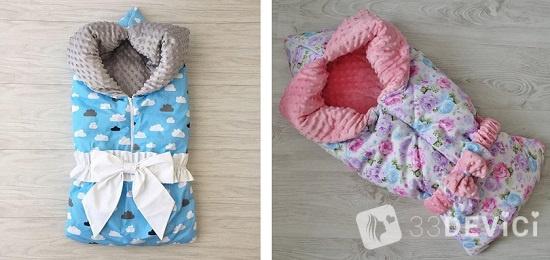 одеяльце для выписки