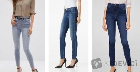 Как выбрать джинсы по размеру