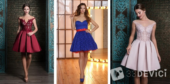 юбка с корсетом