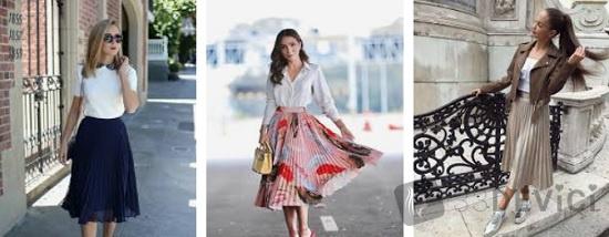 Модные сезонные женские образы