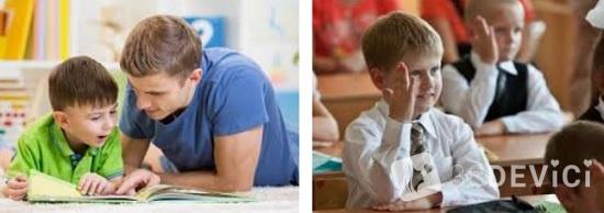 Скорость чтения в первом классе